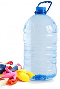 Globo en una botella experimento