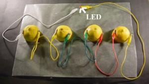 Conectando varios limones