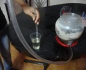Filtro para reciclar agua
