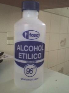 Alcohol eti