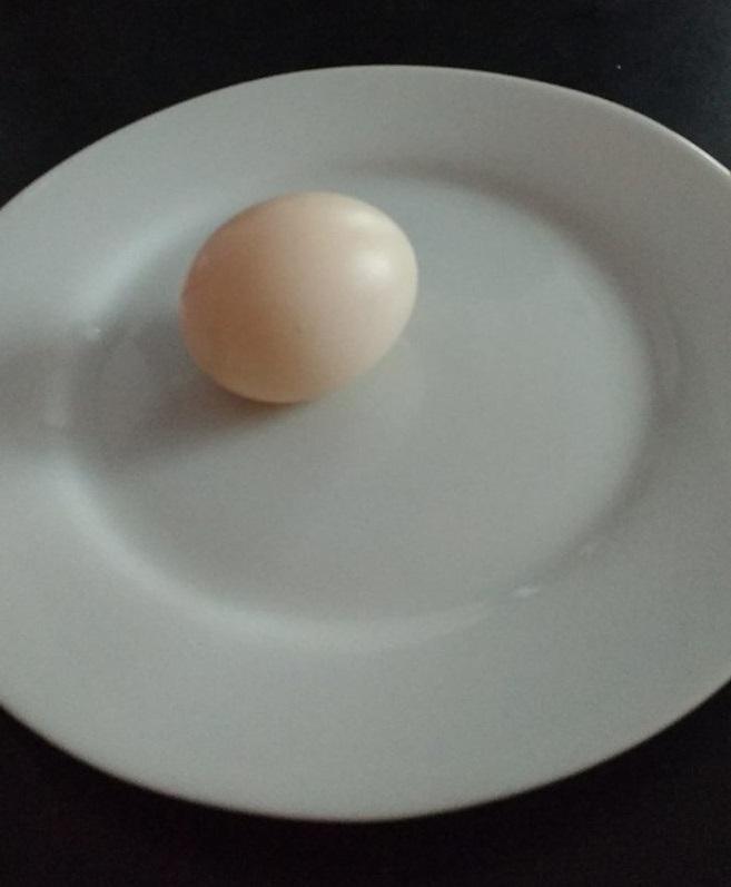 Huevo blando